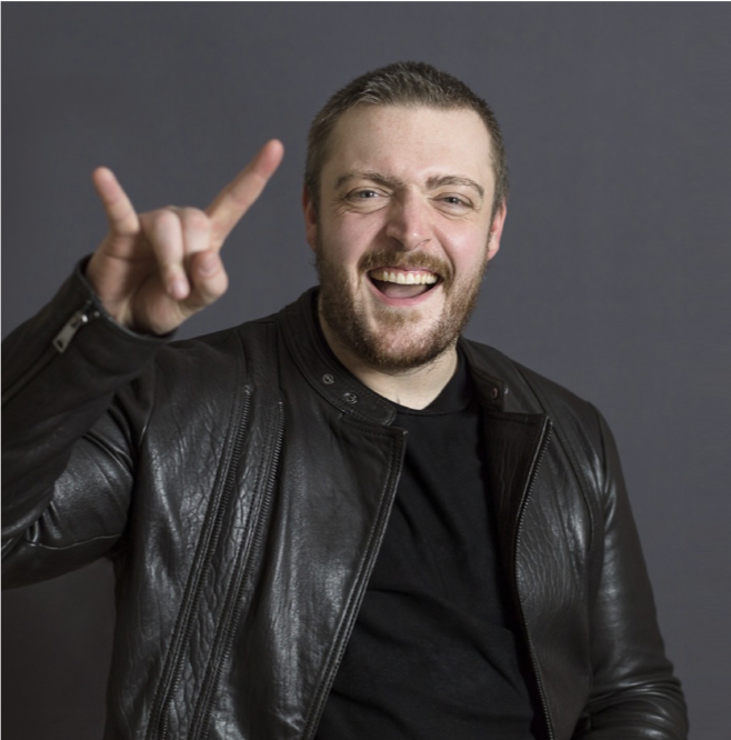 Episode 9: James Dodkins – Rockstar Keynote Speaker at ROCKSTAR CX